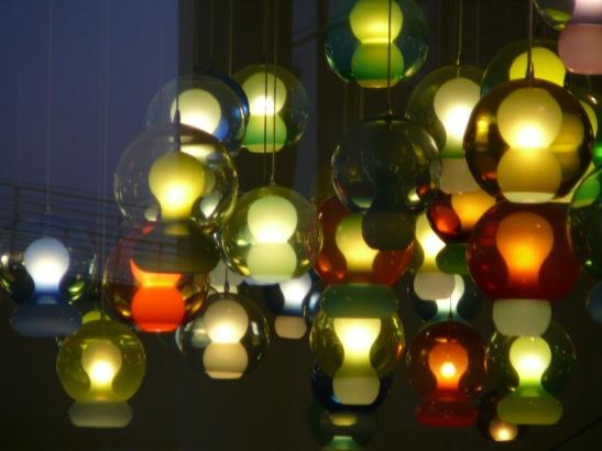 Light Spheres
